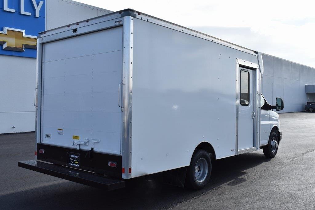 2020 Chevrolet Express 3500 4x2, Supreme Cutaway Van #T00975 - photo 1