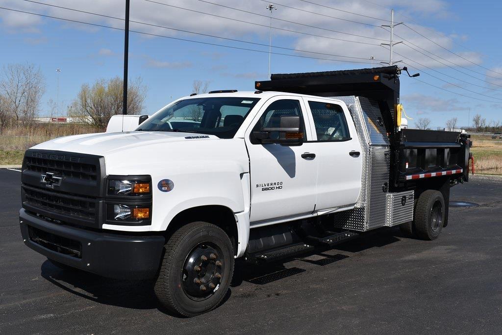 2020 Chevrolet Silverado 5500 Crew Cab DRW 4x2, Galion Dump Body #T01038 - photo 1