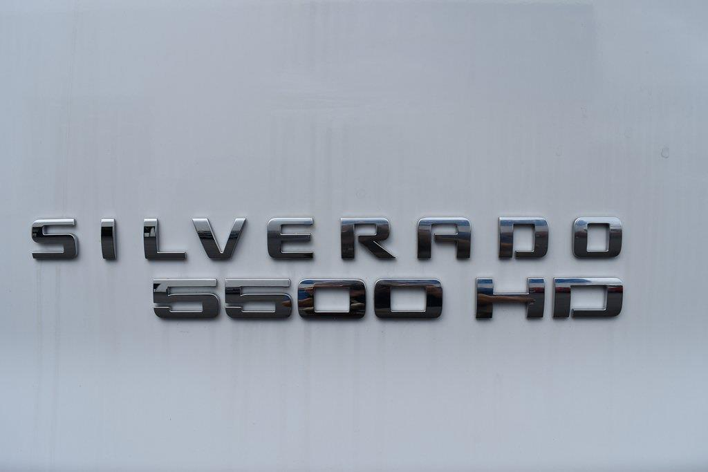 2020 Silverado 5500 Crew Cab DRW 4x2,  Galion Dump Body #T01042 - photo 9