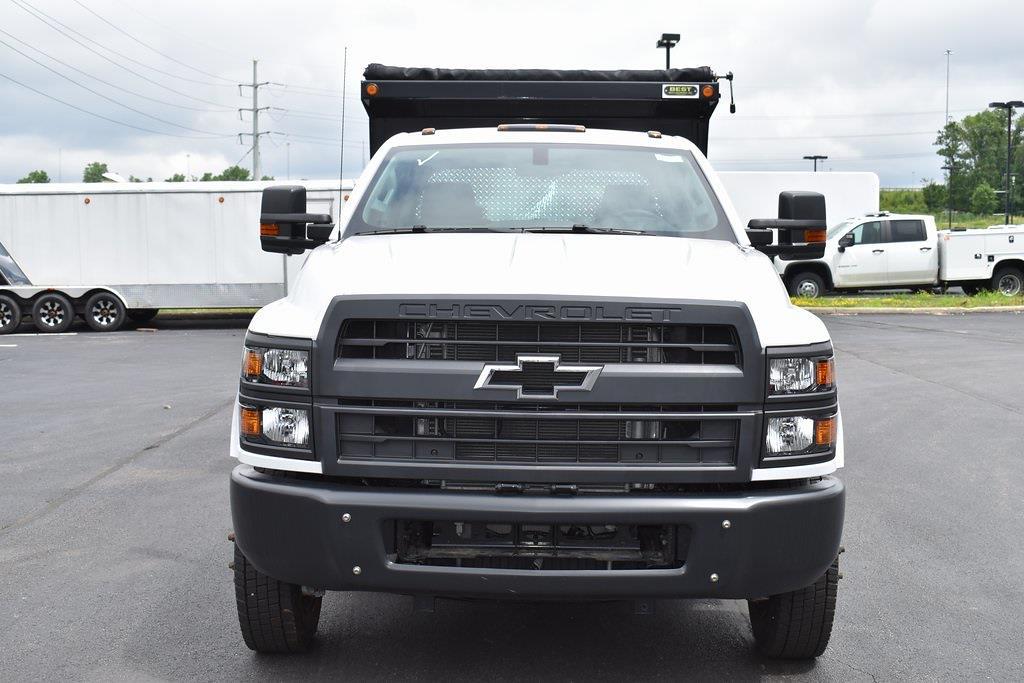 2020 Silverado 5500 Crew Cab DRW 4x2,  Galion Dump Body #T01042 - photo 3