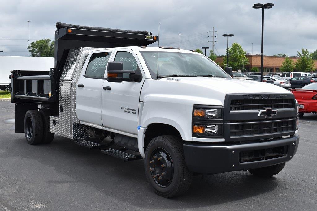 2020 Silverado 5500 Crew Cab DRW 4x2,  Galion Dump Body #T01042 - photo 4