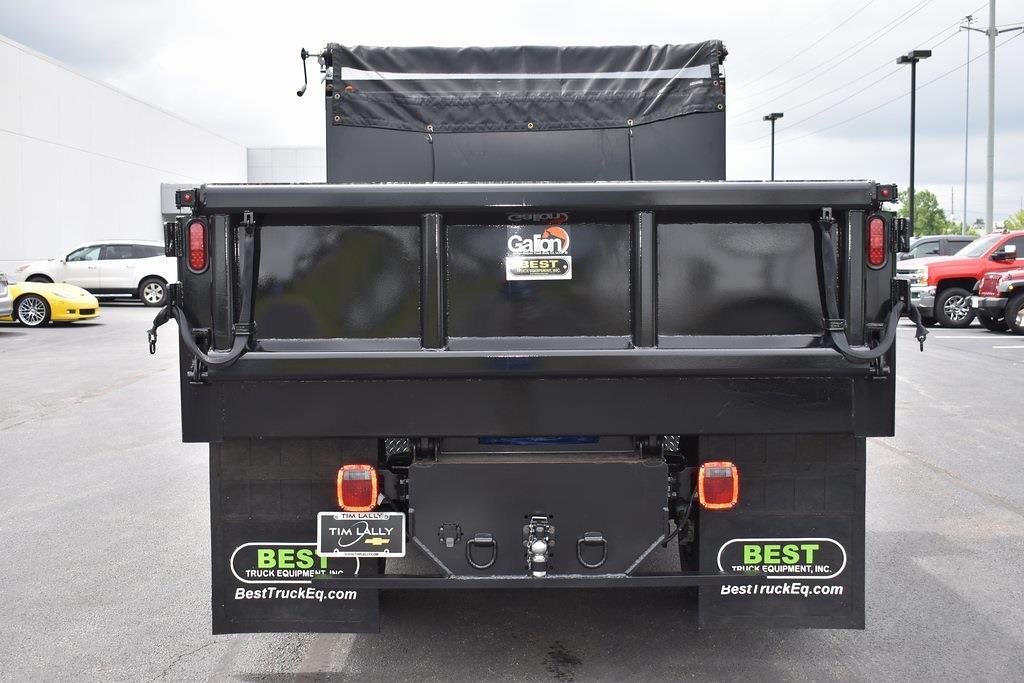 2020 Silverado 5500 Crew Cab DRW 4x2,  Galion Dump Body #T01042 - photo 6