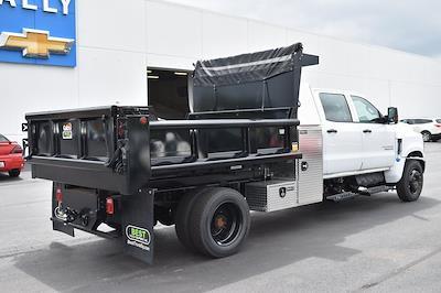2020 Silverado 5500 Crew Cab DRW 4x2,  Galion Dump Body #T01042 - photo 24