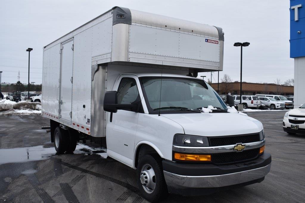 2020 Chevrolet Express 3500 DRW 4x2, Morgan Cutaway Van #T01049 - photo 1