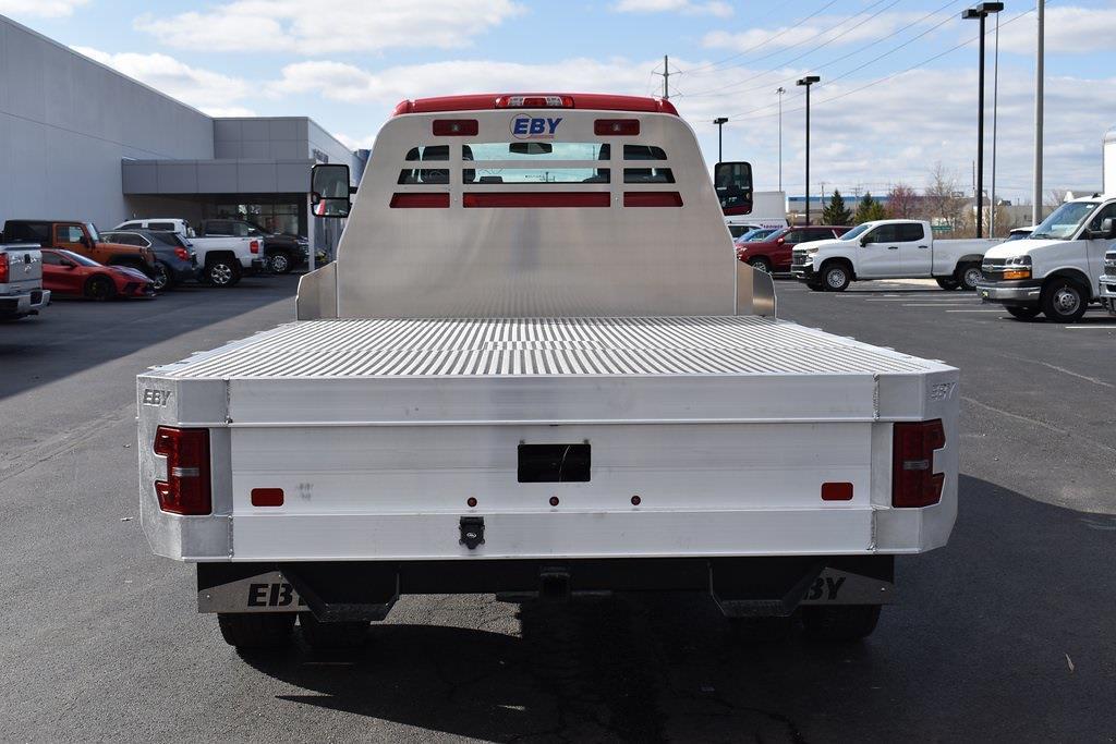 2021 Silverado 4500 Regular Cab DRW 4x4,  EBY Platform Body #T10365 - photo 6