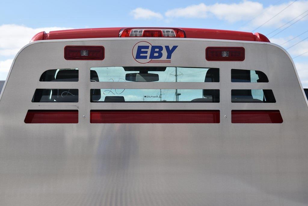 2021 Silverado 4500 Regular Cab DRW 4x4,  EBY Platform Body #T10365 - photo 8