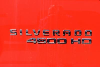2021 Silverado 4500 Regular Cab DRW 4x4,  EBY Platform Body #T10365 - photo 17