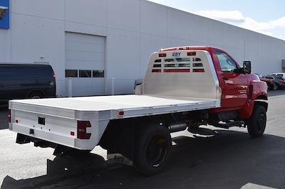 2021 Silverado 4500 Regular Cab DRW 4x4,  EBY Platform Body #T10365 - photo 5