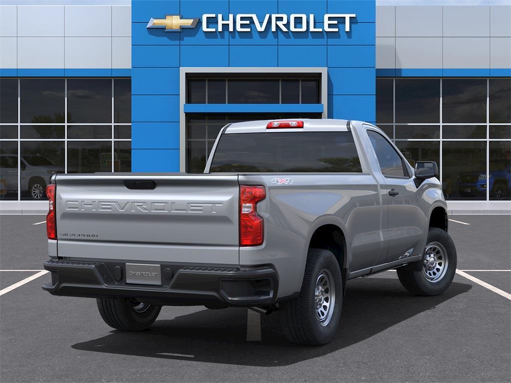 2021 Chevrolet Silverado 1500 Regular Cab 4x4, Pickup #T10675 - photo 1