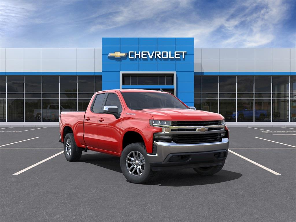 2021 Chevrolet Silverado 1500 4x4, Pickup #T10699 - photo 1