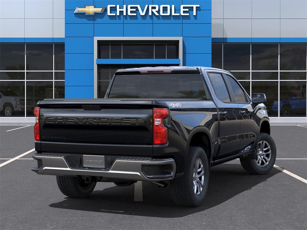 2021 Chevrolet Silverado 1500 Crew Cab 4x4, Pickup #T10729 - photo 1