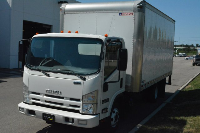 2014 NPR ECO-MAX Regular Cab 4x2,  Cab Chassis #T2731A - photo 4
