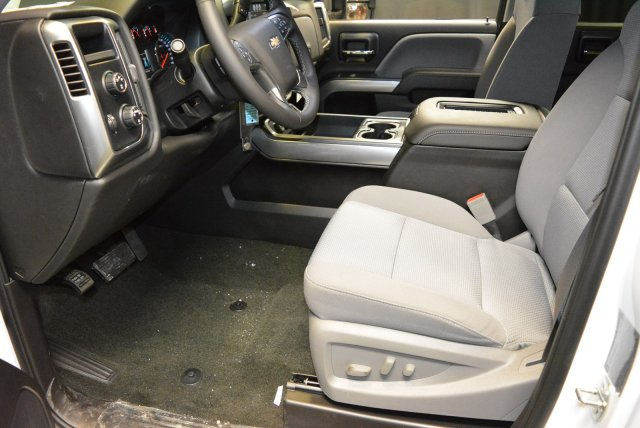 2016 Silverado 3500 Crew Cab DRW 4x4, Truck Equipment Sales LLC Stake Bed #T61385 - photo 6