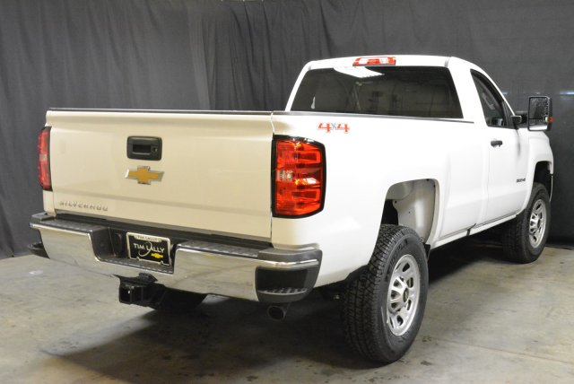 2016 Silverado 3500 Crew Cab DRW 4x4, Morgan Service Body #T61386 - photo 2