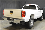 2016 Silverado 3500 Crew Cab DRW 4x4, Morgan Service Body #T61386 - photo 1