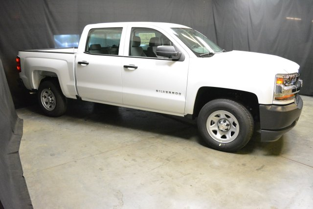 2017 Silverado 1500 Crew Cab 4x2,  Pickup #T71213 - photo 3