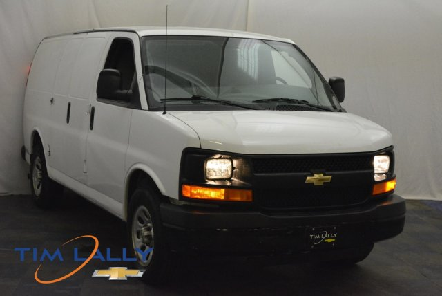 2012 Express 1500 4x2,  Empty Cargo Van #T71254A - photo 1