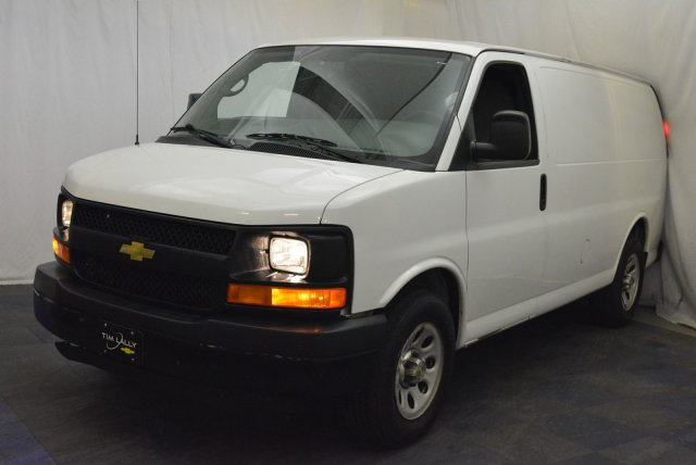 2012 Express 1500 4x2,  Empty Cargo Van #T71254A - photo 6