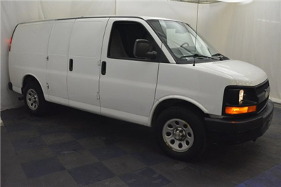 2012 Express 1500 4x2,  Empty Cargo Van #T71254A - photo 4