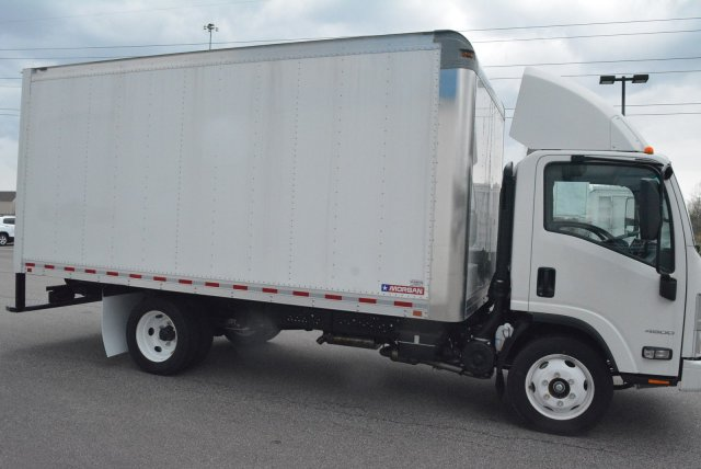 2017 LCF 4500 Regular Cab, Morgan Dry Freight #T71293 - photo 3