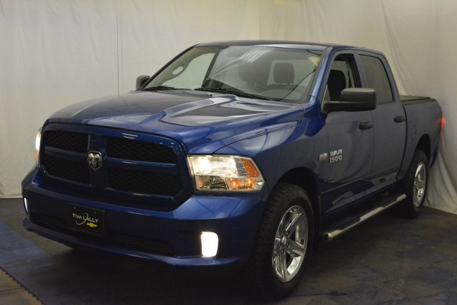 2014 Ram 1500 Crew Cab 4x4,  Pickup #T80103A - photo 5