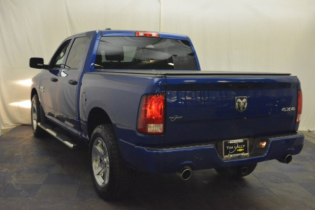 2014 Ram 1500 Crew Cab 4x4,  Pickup #T80103A - photo 7