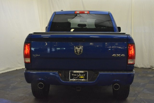 2014 Ram 1500 Crew Cab 4x4,  Pickup #T80103A - photo 8