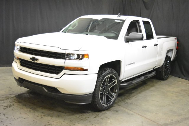 2018 Silverado 1500 Double Cab 4x4,  Pickup #T80203 - photo 5