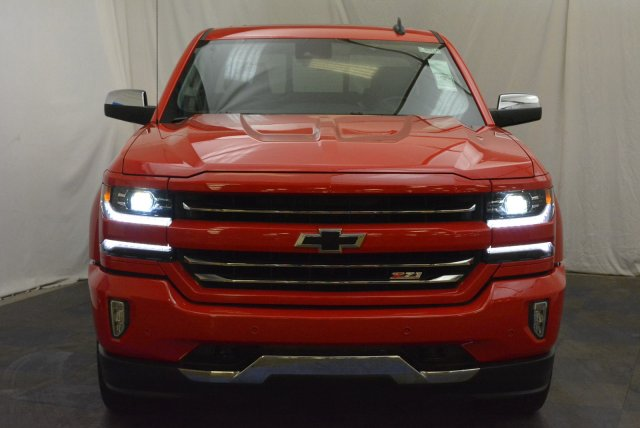 2018 Silverado 1500 Crew Cab 4x4,  Pickup #T80311 - photo 4