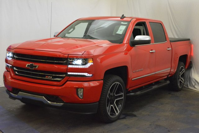 2018 Silverado 1500 Crew Cab 4x4,  Pickup #T80311 - photo 5