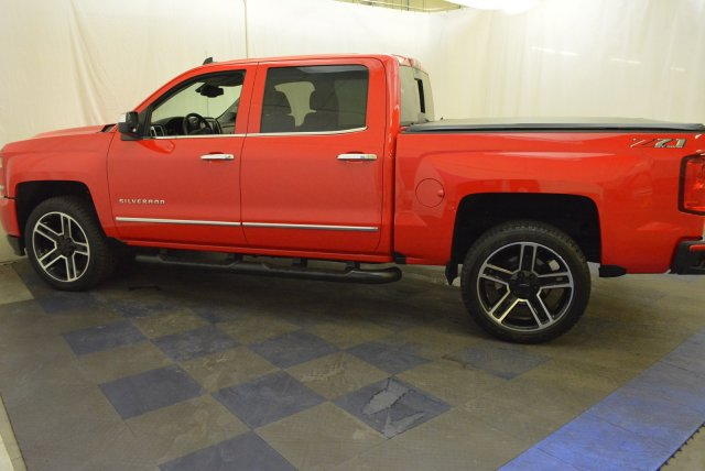 2018 Silverado 1500 Crew Cab 4x4,  Pickup #T80311 - photo 6