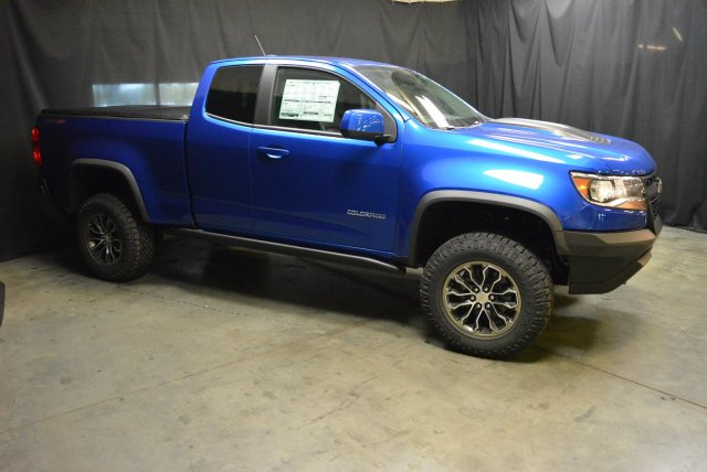 2018 Colorado Extended Cab 4x4,  Pickup #T80316 - photo 3