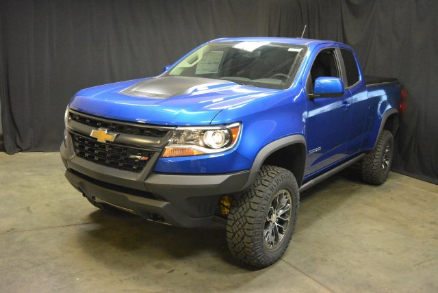 2018 Colorado Extended Cab 4x4,  Pickup #T80316 - photo 5