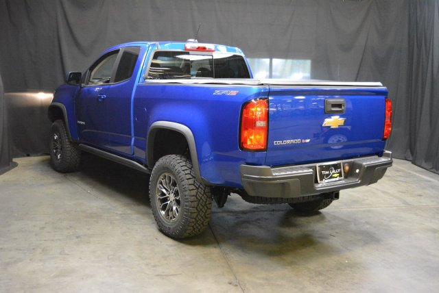 2018 Colorado Extended Cab 4x4,  Pickup #T80316 - photo 7