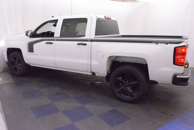 2018 Silverado 1500 Crew Cab 4x4,  Pickup #T80351 - photo 6