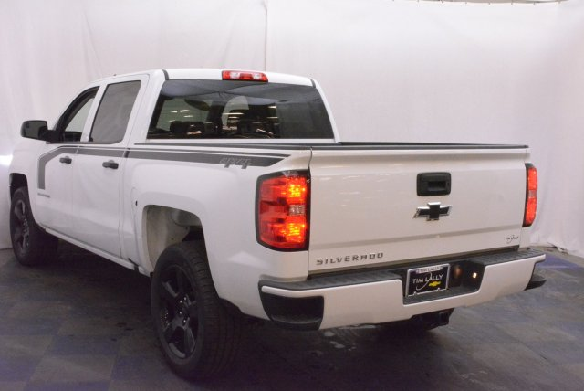2018 Silverado 1500 Crew Cab 4x4,  Pickup #T80351 - photo 7