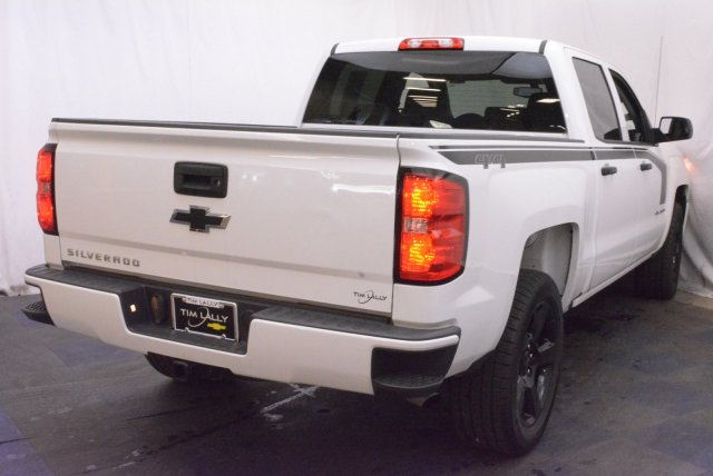 2018 Silverado 1500 Crew Cab 4x4,  Pickup #T80351 - photo 2