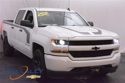 2018 Silverado 1500 Crew Cab 4x4,  Pickup #T80351 - photo 1