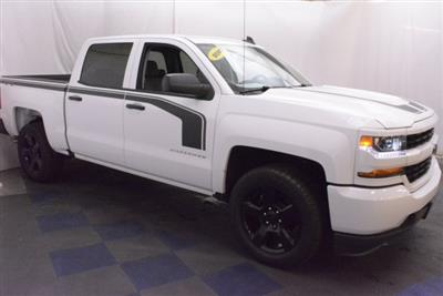 2018 Silverado 1500 Crew Cab 4x4,  Pickup #T80351 - photo 3