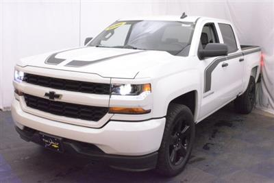2018 Silverado 1500 Crew Cab 4x4,  Pickup #T80351 - photo 5