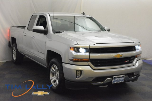 2016 Silverado 1500 Double Cab 4x4,  Pickup #T80368A - photo 7