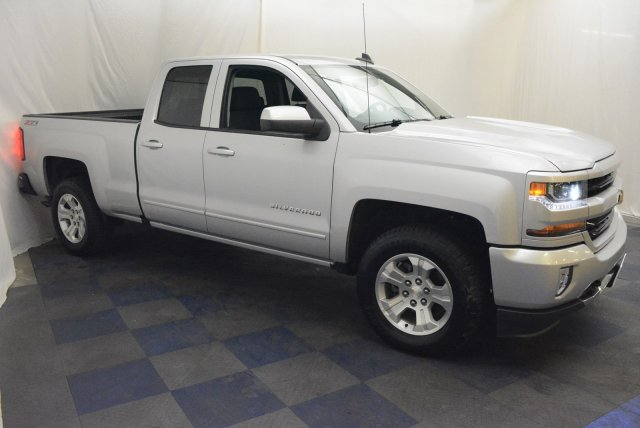 2016 Silverado 1500 Double Cab 4x4,  Pickup #T80368A - photo 4