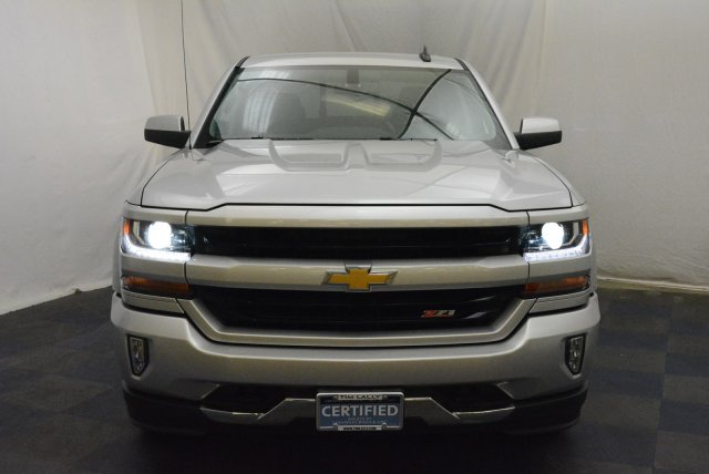 2016 Silverado 1500 Double Cab 4x4,  Pickup #T80368A - photo 5