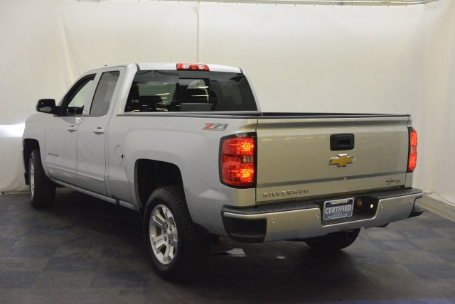 2016 Silverado 1500 Double Cab 4x4,  Pickup #T80368A - photo 2