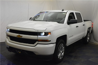2018 Silverado 1500 Crew Cab 4x4,  Pickup #T80424 - photo 5