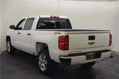 2018 Silverado 1500 Crew Cab 4x4,  Pickup #T80424 - photo 7