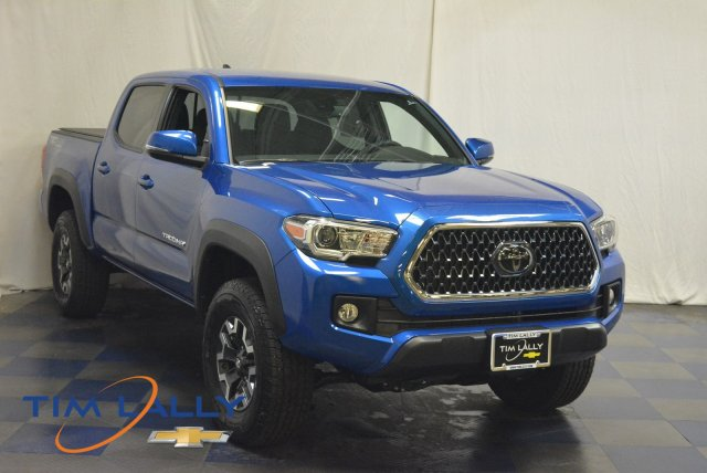 2018 Tacoma Double Cab 4x4,  Pickup #T80438A - photo 7
