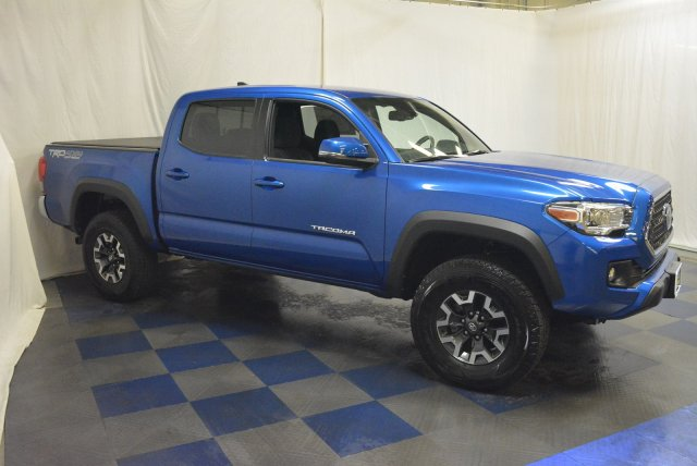 2018 Tacoma Double Cab 4x4,  Pickup #T80438A - photo 3