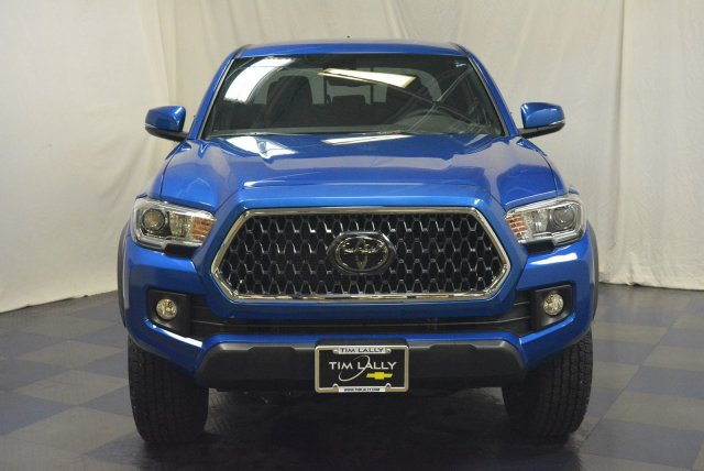 2018 Tacoma Double Cab 4x4,  Pickup #T80438A - photo 5