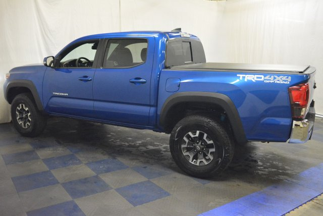 2018 Tacoma Double Cab 4x4,  Pickup #T80438A - photo 4